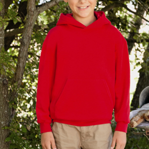kids pullover hooded